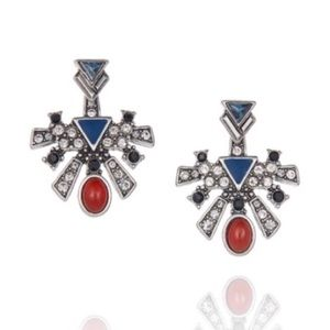 C+I Serengeti Convertible Jacket Earrings